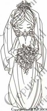 E111 willow as bride