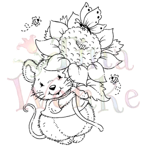 WDS 90-Mouse with Sunflower