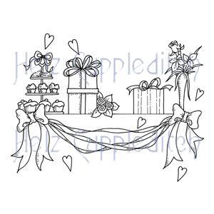 HC1396 Celebration Table