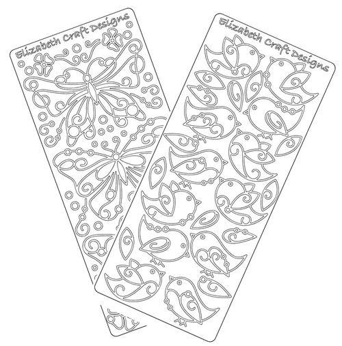 Peel off stickers