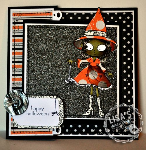Witch-card